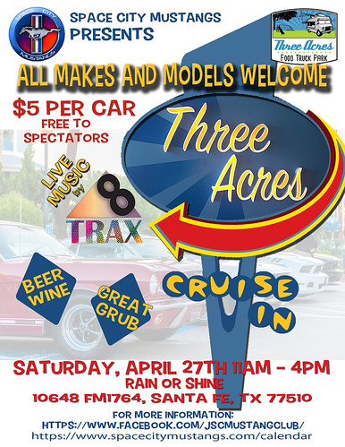April 27 Three Acres Cruise In Santa Fe | by teejaze