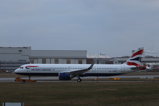 A321neo British Airways G-NEOT | by XFW-Spotter