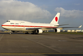 Japan - Air Self Defence Force (JASDF) B744 20-1101 | by Maarten Dols