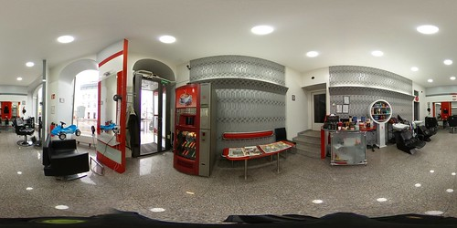 Cherioti - Friseursalon | 360 Degree Panorama Tour | by 360degreeteams