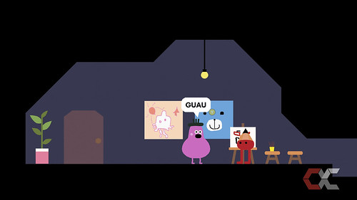 Pikuniku Review - OverCluster 08 | by OverFotos