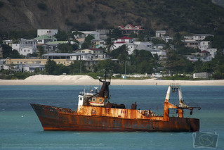 2004_01_08 Trawler at Saint Maarten | by CaptainsVoyage