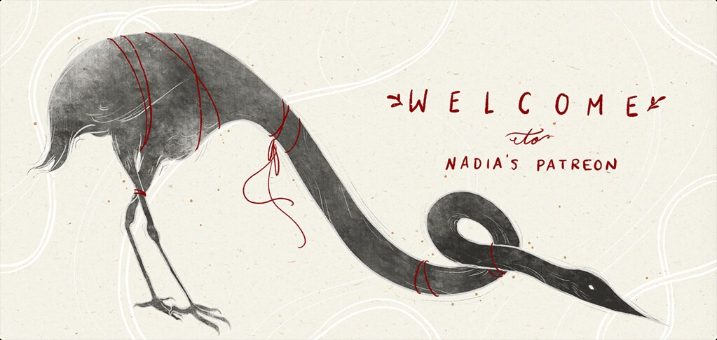 Nadia Rausa is creating Art | Patreon