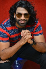 Arjun Mahi Interview Stills