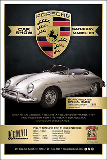 March 23 Lone Star Region Porsche Club Kemah | by teejaze
