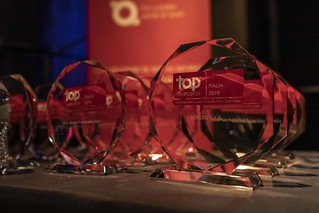 Top Employers Italy Certification Dinner 2018