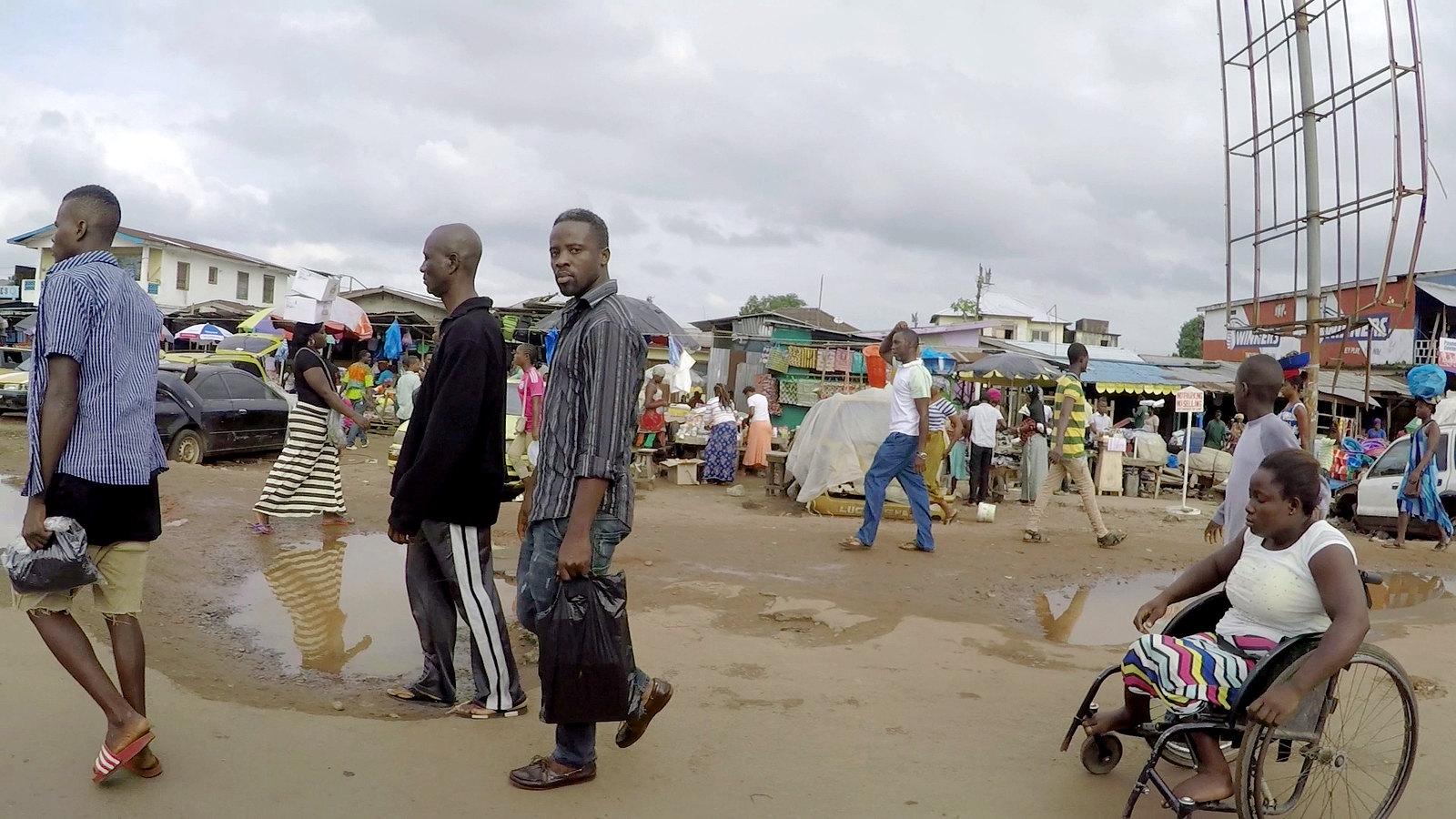Street, Liberia