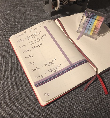 bullet journal 1 | by Quirkz