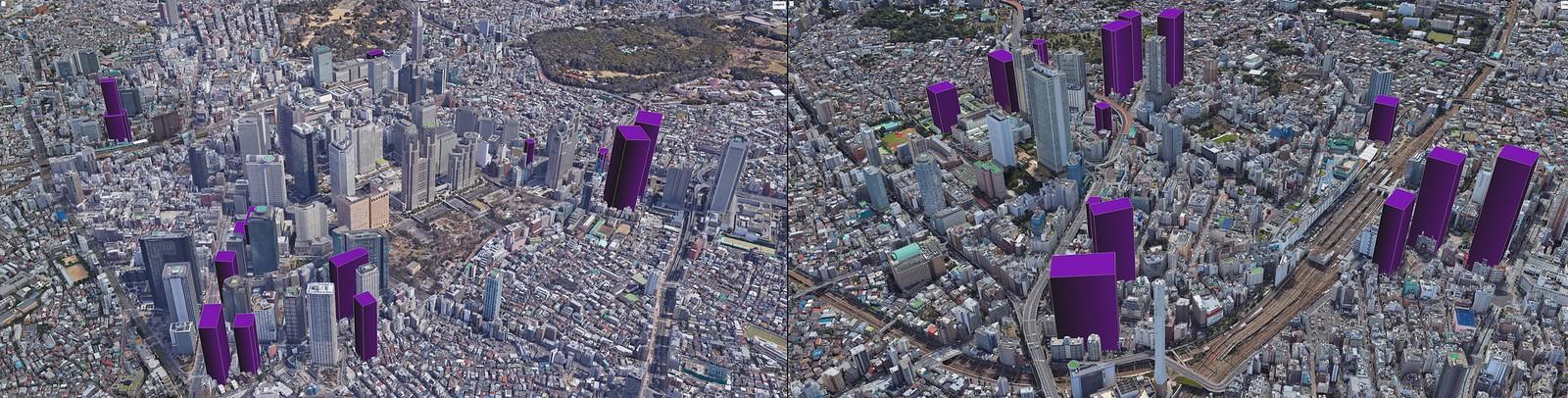 【摩天楼化】日本にも超高層ビル群を作ろう★53 YouTube動画>6本 ->画像>211枚