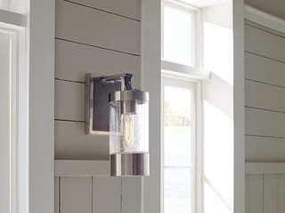 PROG_Look_out Sconce close up_appshot | by progresslighting