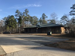 Shoal Creek Work Center Ranger Station