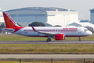 Air India Airbus A320-251N cn 8770 F-WWDG // VT-EXQ | by Clément Alloing - CAphotography