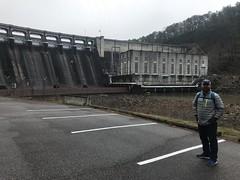 Billy At Allatoona Dam