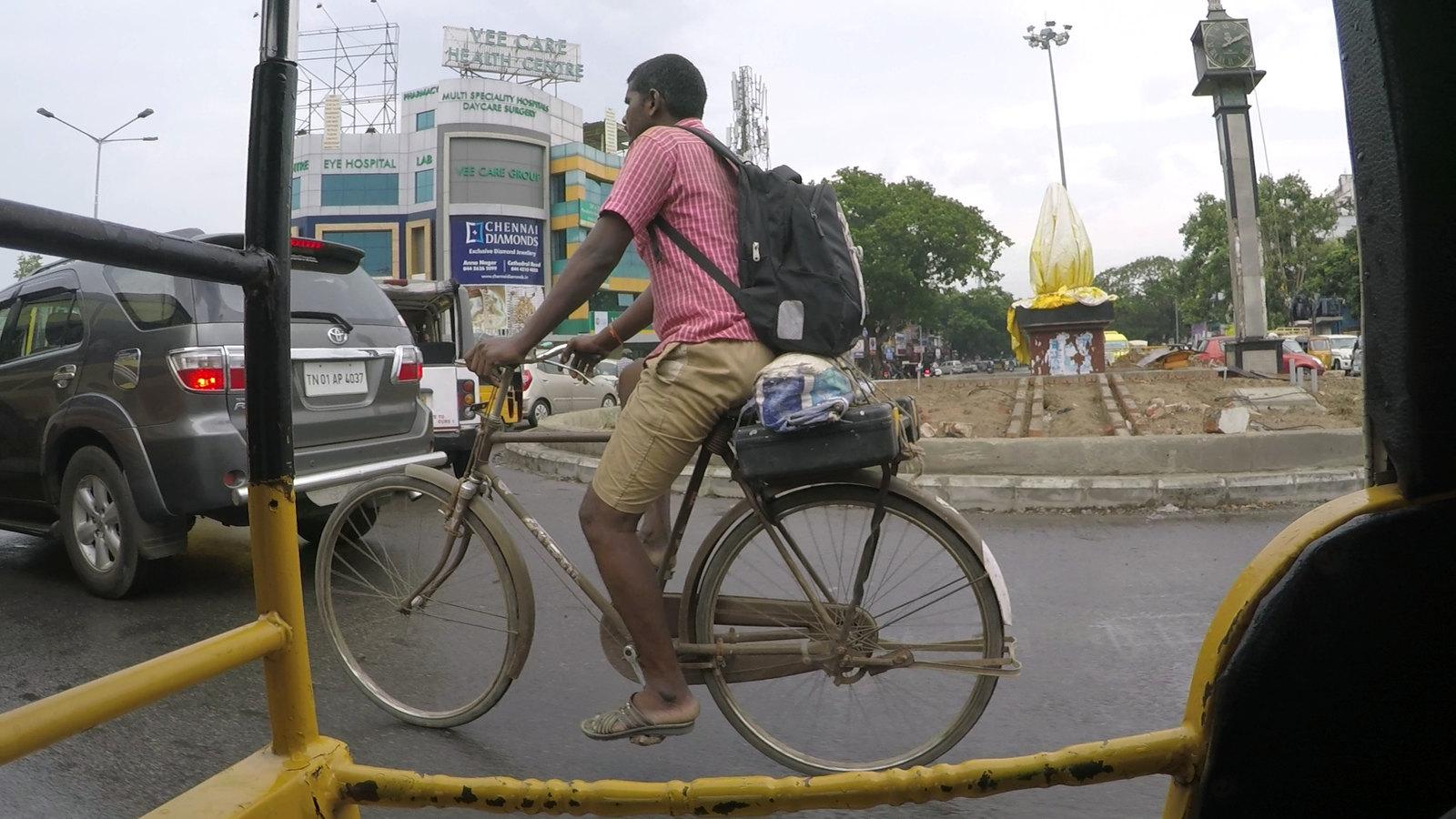 Street, India