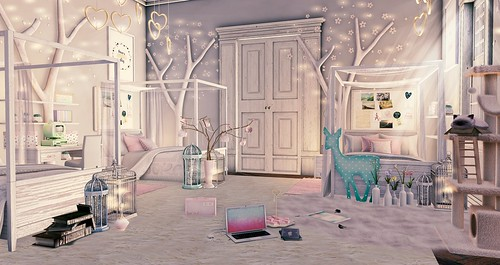 The Girls Room | by Choiboi Decorates