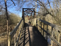 Nickajack Creek Footbridge