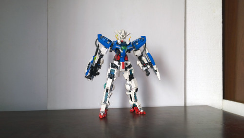 LEGO Gundam Exia GN-001 | by demon1408