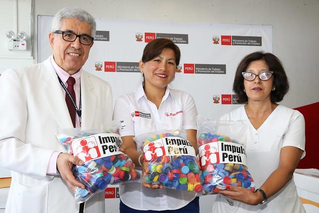 08.2.2019 | Impulsa Perú – MTPE se suma a campaña para que más niños y niñas tengan una mejor calidad de vida