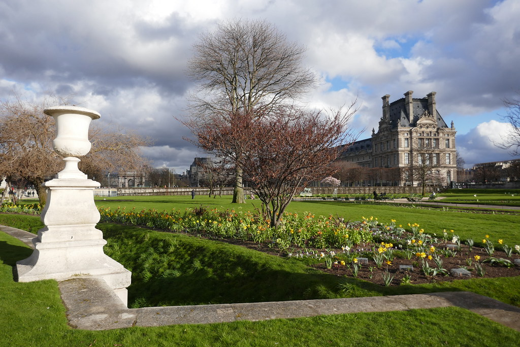 Jardin Des Tuileries Paris Ier Ile De France France Flickr