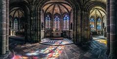 Tréguier's cathedral