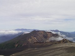Mont Tokachi