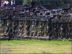 Angkor Thom, Elephant Terrace 20180202_113941 DSCN2518