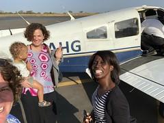 Flight to Bijagos