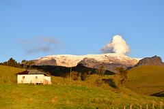 Volcán Nevado del Ruiz - Colombia