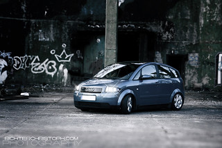 Audi A2 | by digger- on/off