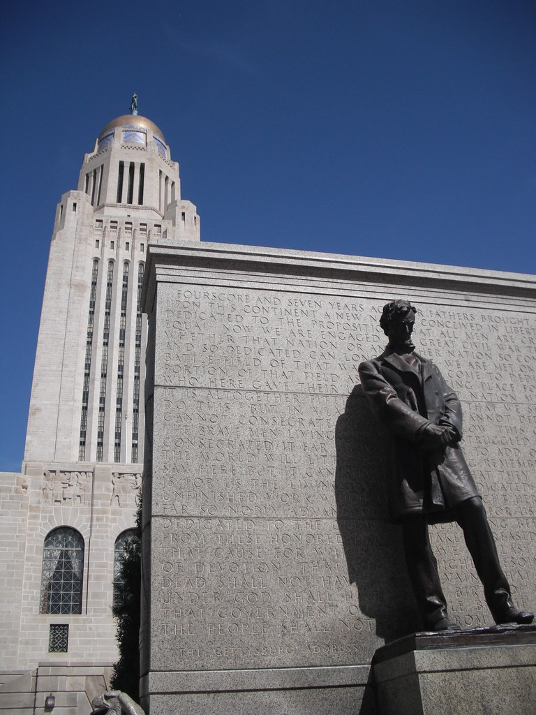 Nebraska State Capitol  Lincoln Nebraska  Matt Turner
