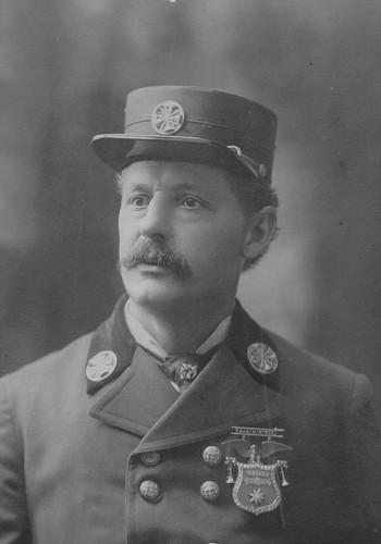 Fire Chief George Hale | by Kansas City Public Library