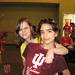 2012 June - End of School Party - Carolyne and Kaitlyn