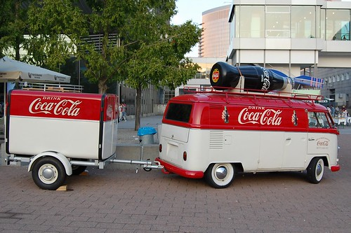 COCA COLA VAN & TRAILER | by dav.munro