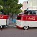 COCA COLA VAN & TRAILER