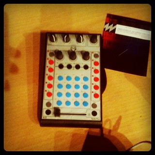 FaderFox controller for Modul8 | by ilan katin