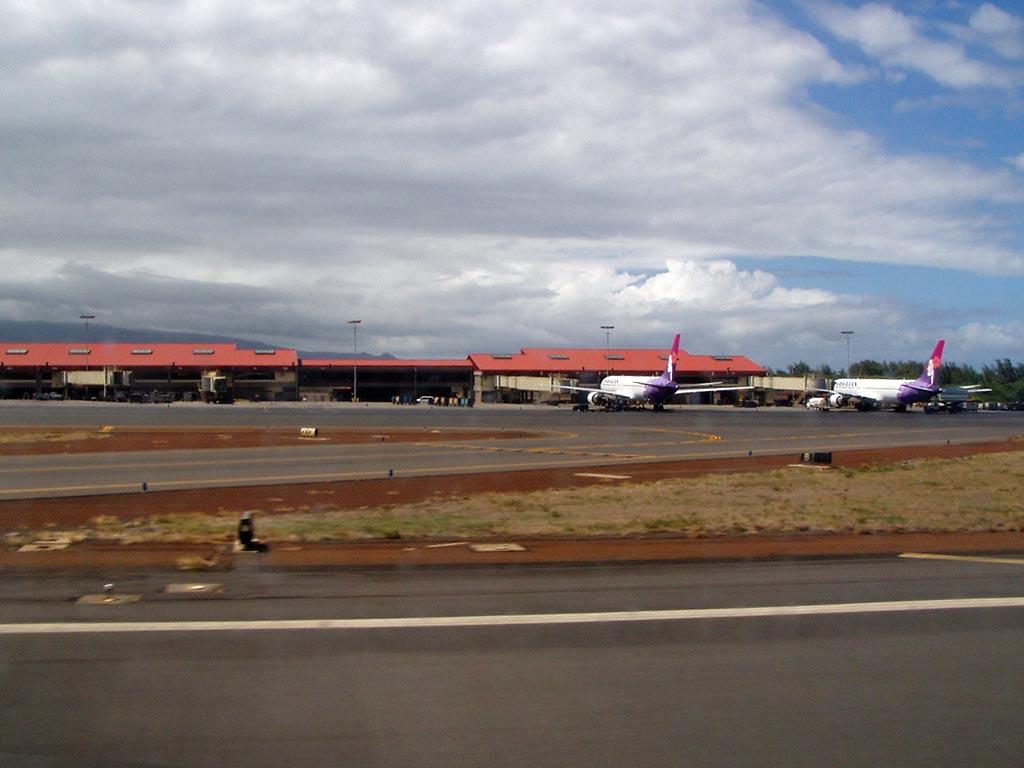 Maui Airport Car Rental Deals