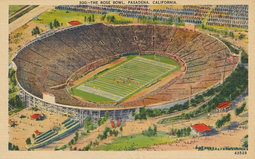 The Rose Bowl - Pasadena, California | by The Cardboard America Archives