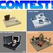 Building contest: FABULOUS PRIZES TO BE WON!