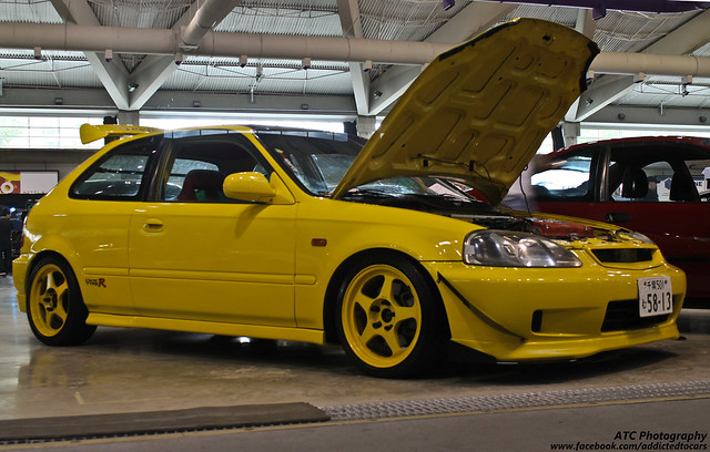 honda civic ek9 type r flickr photo sharing. Black Bedroom Furniture Sets. Home Design Ideas