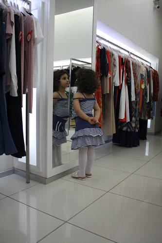 Young lady in a mode shop | by Heidelinde B ♥