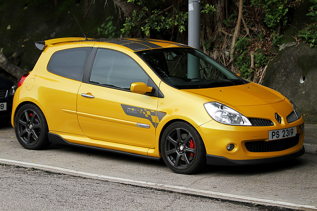 renault clio renaultsport 197 f1 team limited edition sai kung hong kong flickr photo. Black Bedroom Furniture Sets. Home Design Ideas