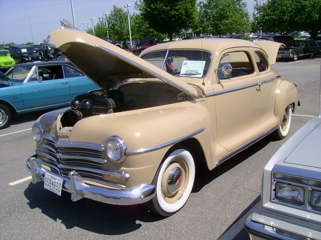 1947 Plymouth Special Deluxe Chrysler Product Owners