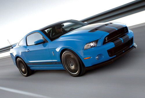 2013 Ford Shelby GT500 | by ConsumerSearch.com