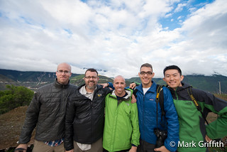 Mancation Group Photo | by Mark Griffith