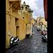 San Rocco in the rain