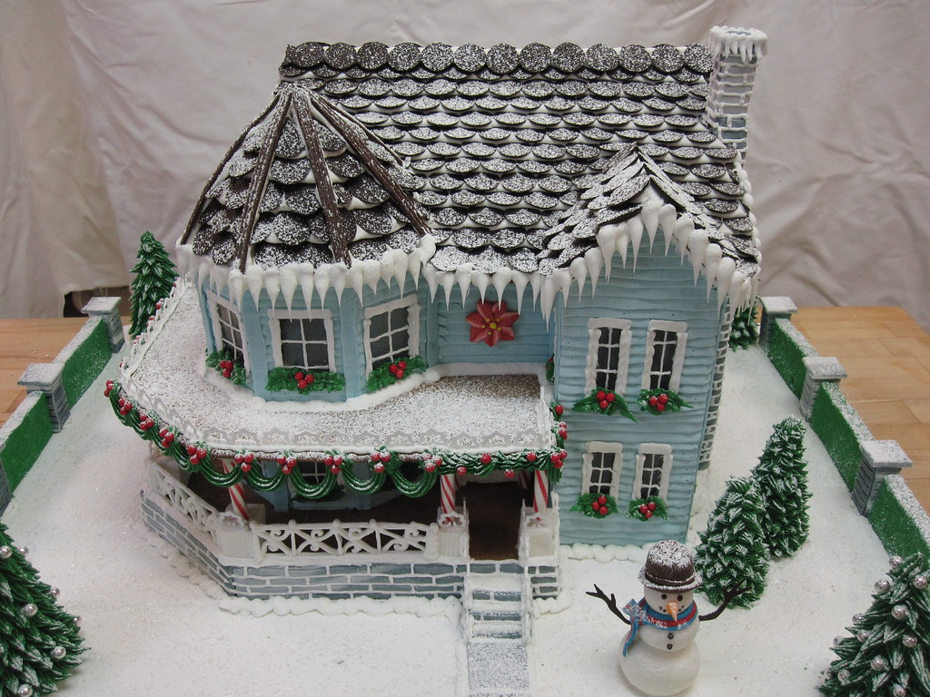 Gingerbread House 2009 #2