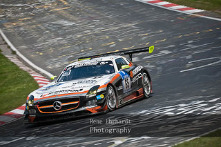 2012 Nurburgring 24 hour - # 65 Hankook-Team Heico | by René Ehrhardt