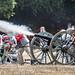 The Confederates Return Fire