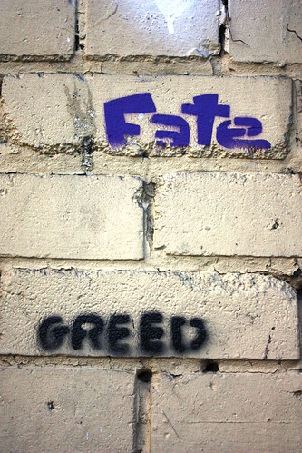 Fate - Greed | by Pour Decisions