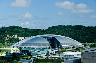 Macau East Asian Games Dome | by Endy (Temporary Inactive)